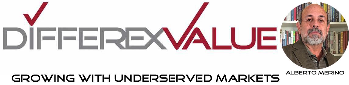 Differex Value|Alberto Merino|Alberto M Merino de Souza|Estrategias| Estrategias de marketing| Branding| logo